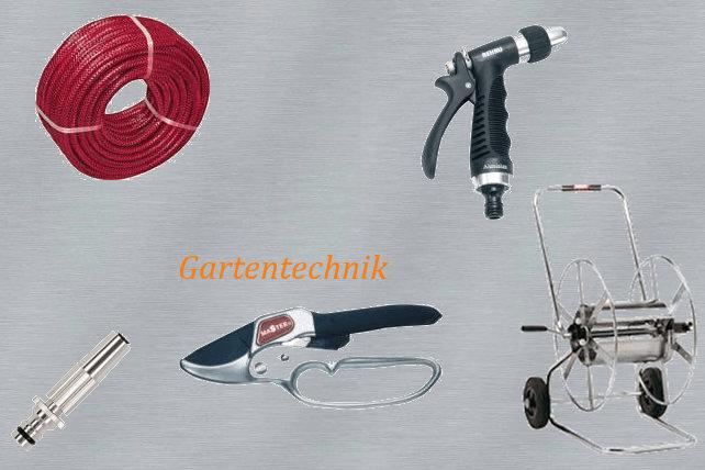 Gartentechnik und Gartebedarf